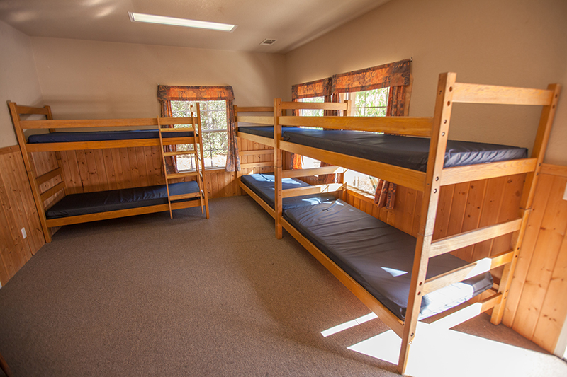 Forest Home Christian Camps - Lodging